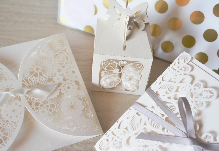 Gastgeschenke für die Hochzeit. Freude machen the easy way!