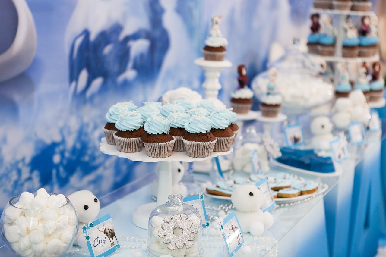 Candy Bar zur Hochzeit