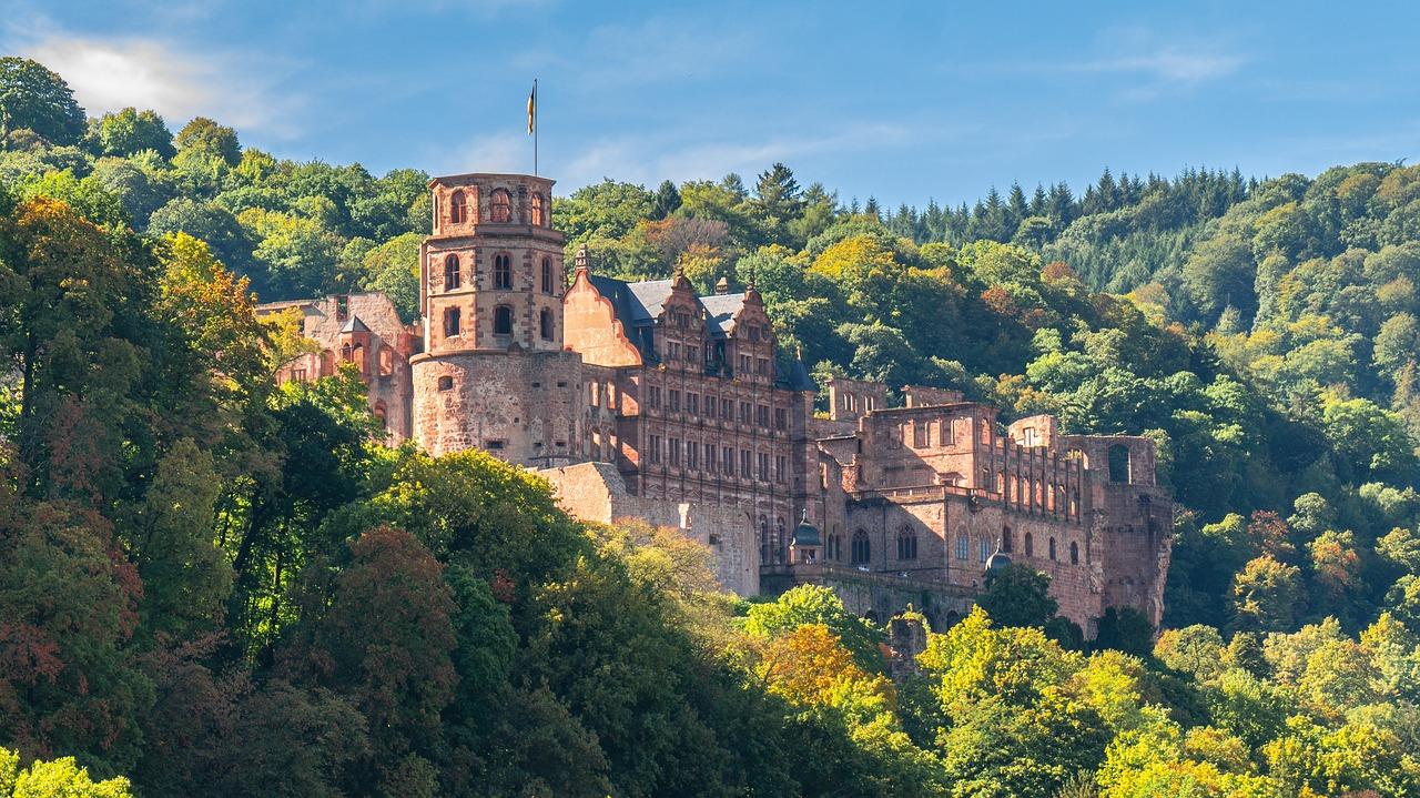 Heiraten in Heidelberg. Traum Hochzeit vorprogrammiert.