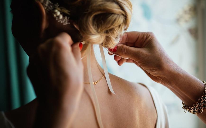 Hochzeit Frisuren. Rundes Gesicht – welche Frisur?