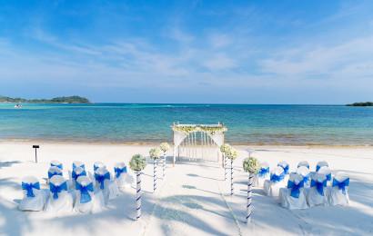 Heiraten im Paradies