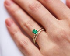 Smaragd: Der Edelstein Ihrer (Hochzeits-)träume
