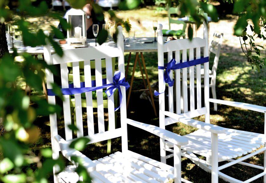 Hochzeitsfeier im Eigenheim – was ist zu bedenken?